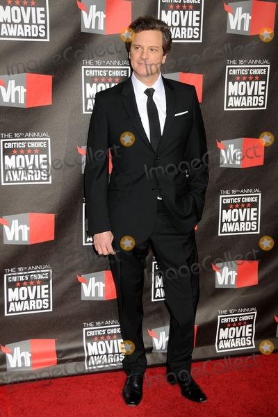 Colin Firth Photo - 16th Annual Critics Choice Movie Awards