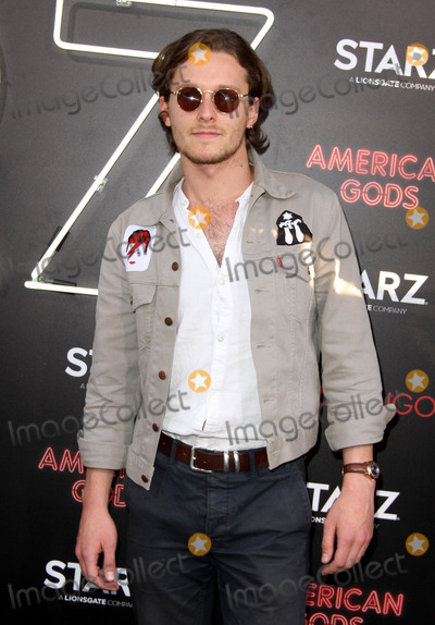 Jacob Collins-Levy Photo - American Gods Premiere