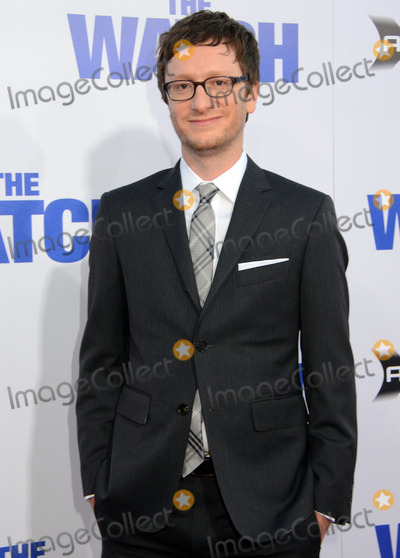 Akiva Schaeffer Photo - 23 July - Hollywood California - Akiva Schaeffer The Watch Los Angeles Premiere held at Graumans Chinese Theater Photo Credit Birdie ThompsonAdMedia