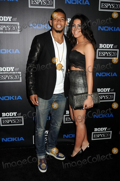 Joe Haden Photo - 10 July 2012 - Los Angeles California - Joe Haden 4th Annual ESPN Body Issue Pre-ESPYS Party held at The Belasco Theater Photo Credit Byron PurvisAdMedia