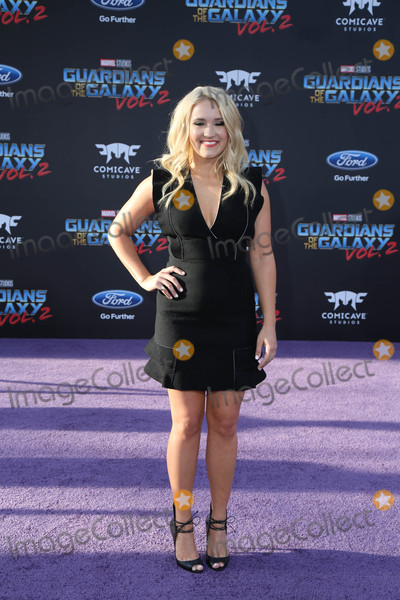 Emily Osment Photo - Premiere Of Disney And Marvels Guardians Of The Galaxy Vol 2 - Arrivals