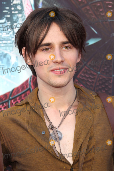 Reeve Carney,Spider Man,Spider-Man,Spiderman Photo - The Amazing Spider-Man Los Angeles Premiere