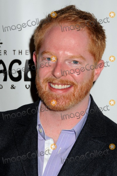 Jesse Tyler Ferguson,Jesse Tyler Photo - Hair Play Opening