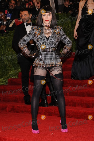 Photos From 'PUNK: Chaos To Couture' Costume Institute Gala