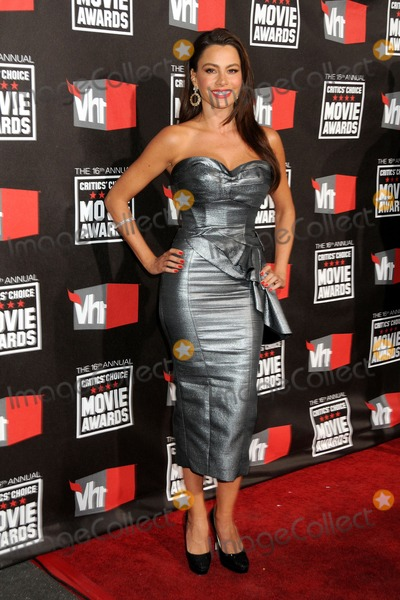 Sofia Vergara Photo - 16th Annual Critics Choice Movie Awards