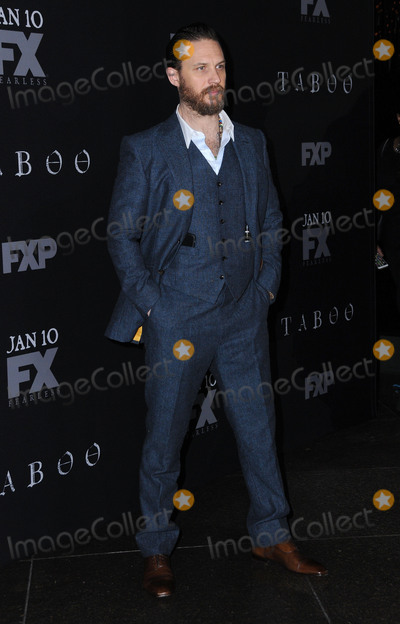 Photos From Premiere Of FX's 'Taboo'