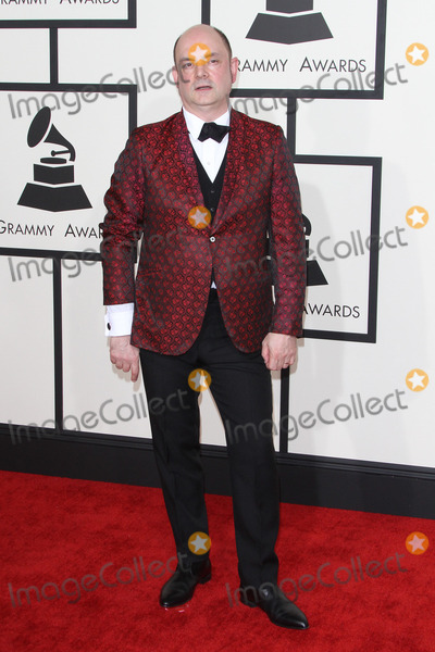 Alec Palao,Grammy Awards Photo - 57th Annual GRAMMY Awards - Arrivals