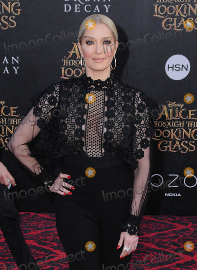 Erika Jayne Photos - 24 May 2016 - Hollywood California - Erika Jayne Arrivals for the Premiere Of Disneys Alice Through The Looking Glass held at El Capitan Theater Photo Credit Birdie ThompsonAdMedia