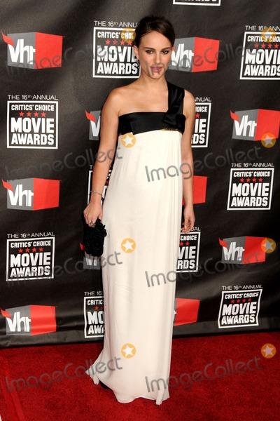 Natalie Portman Photo - 16th Annual Critics Choice Movie Awards