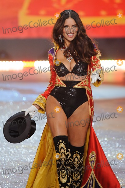 Photos From 2012 Victoria's Secret Fashion Show at The Lexington Armory
