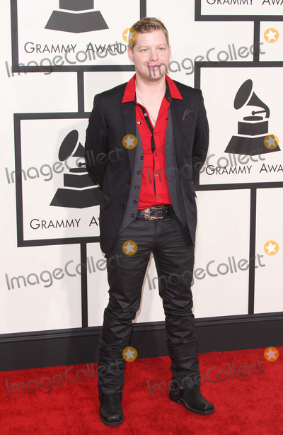 Lincoln Parish,Grammy Awards Photo - 57th Annual GRAMMY Awards - Arrivals