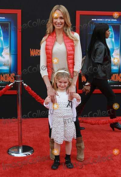 Kennedy Photo - 6  March 2011 - Hollywood California - Taylor Armstrong and daughter Kennedy Armstrong Mars Needs Moms 3D Los Angeles Premiere Held At The EL Capitan Theatre Photo Kevan BrooksAdMedia