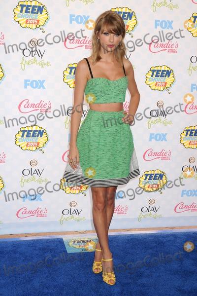 Photos From Teen Choice Awards 2014 - Arrivals