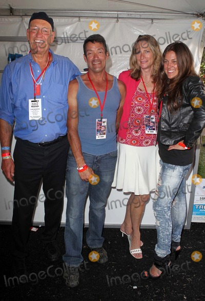 Raquel Castaneda,Betsy Butler,John Duran Photo - 2012 LA Gay Pride_Backstage
