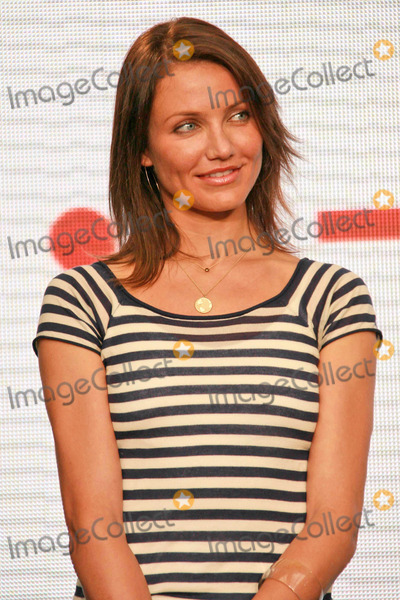 Cameron Diaz Photo - Global Climate Crisis Campaign Concert Press Conference