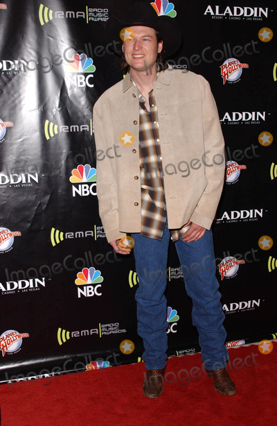 Blake Shelton Photo - 2005 Radio Music Awards Arrivals