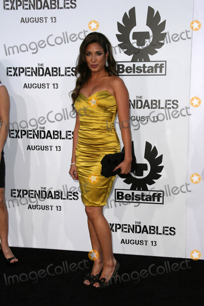 Giselle,Giselle Itie,Gisele Photo - The Expendables Film Screening