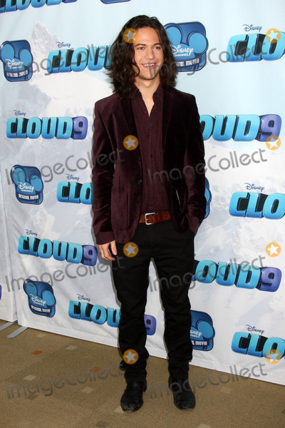 Dillon Lane Photo - Premiere Of Disney Channels Cloud 9