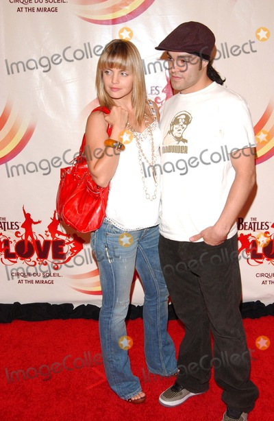 The Beatles,Cirque du Soleil,Mena Suvari,Beatles Photo - The Beatles LOVE By Cirque Du Soleil Gala Premiere