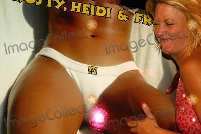 Heidi hamilton bikini