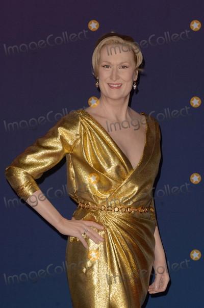 Photos From Madame Tussauds unveils Restyled Meryl Streep Figure