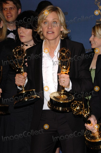 Ellen De Generes Photo - The 33rd Annual Daytime Emmy Awards Press Room