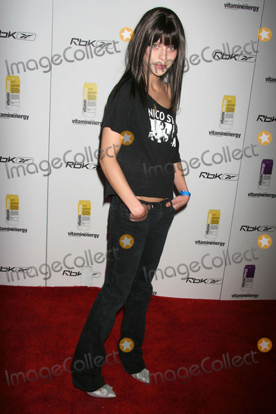Lauren German Photo - Reebok and Vitaminenergy Old School VS New School Party