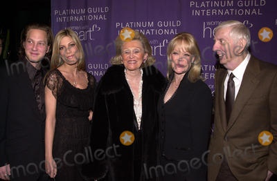 Randy Spelling,Tori Spelling,Barbara Davis,Candy Spelling,Aaron Spelling Photo - Women With Heart