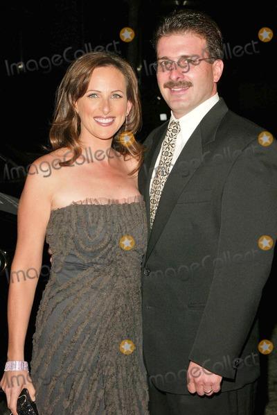 marlee matlin husband. Marlee Matlin and husband at