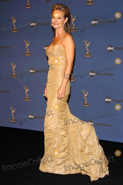 Sharon Case Photo - The 33rd Annual Daytime Emmy Awards Press Room