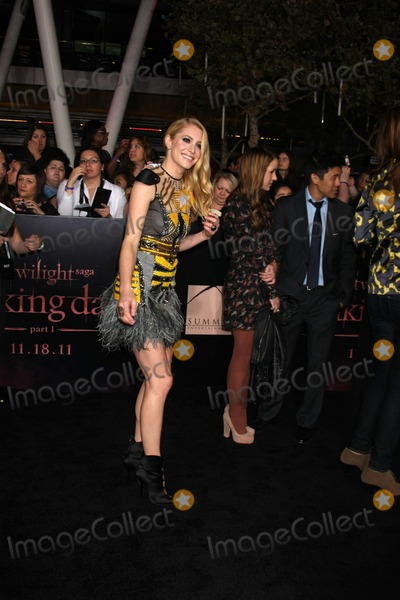 Casey LaBow Photo - Twilight Breaking Dawn Part 1 World Premiere