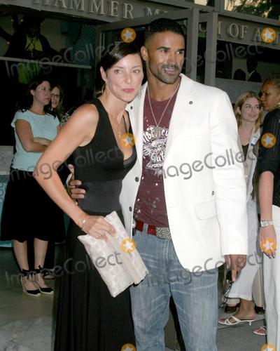 Shemar Moore,Lola Glaudini Photo - CBS TCA Party - Summer Press Tour