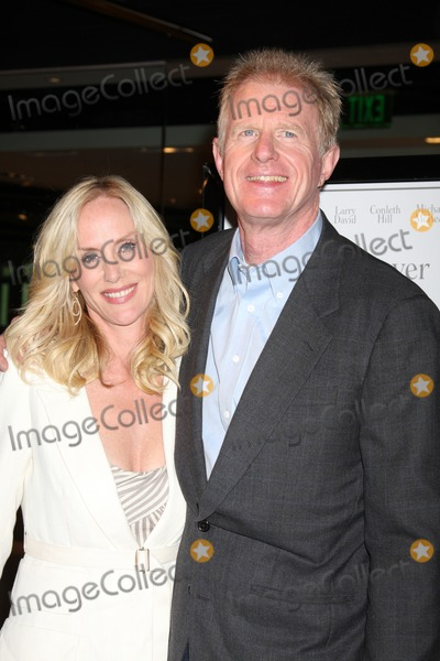 Wife Rachelle ed Begley jr Wife Rachelle