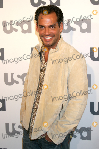 Cristian De La Fuente Photo - USA Network 2008 LA Upfront