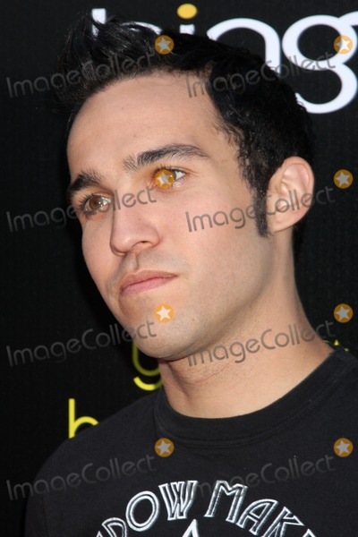 pete wentz 2011. Pete Wentz arriving at the