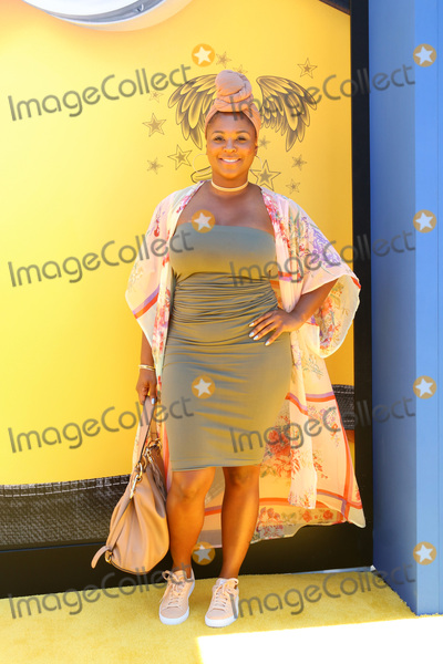 Photo - LOS ANGELES - JUN 24  Torrei Hart at the Despicable Me 3 Premiere at the Shrine Auditorium on June 24 2017 in Los Angeles CA