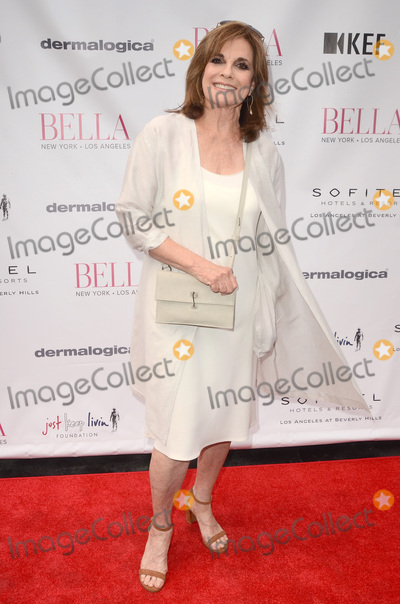 Photo - LOS ANGELES - JUN 23  Linda Gray at the BELLA Los Angeles Summer Issue Cover Launch Party at the Sofitel Hotel on June 23 2017 in Los Angeles CA