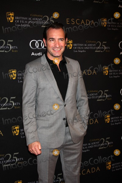 Pictures from bafta award season tea party 2012 for Jean dujardin bafta