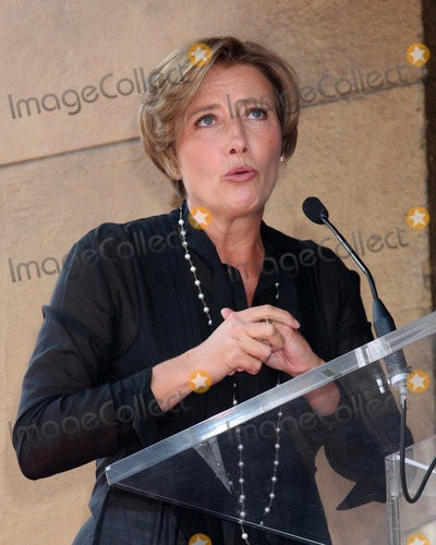 Emma Thompson Photo - Hollywood Walk of Fame Ceremony for Emma Thompson