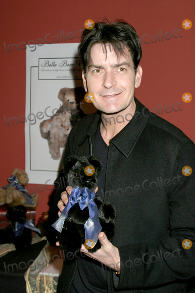 Charlie Sheen,FRIARS CLUB Photo - GBK Productions Golden Globe Gifting Suite Day 3