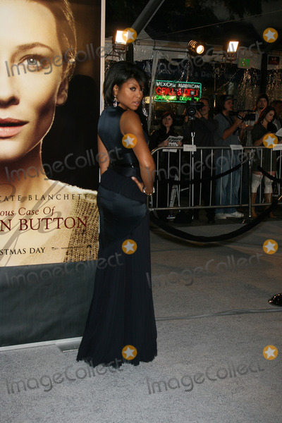 Taraji P Henson,Taraji P. Henson Photo - The Curious Case of Benjamin Button