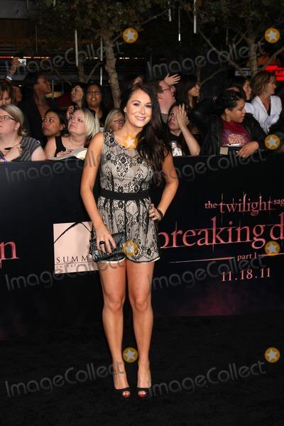 Alexa Vega Photo - Twilight Breaking Dawn Part 1 World Premiere