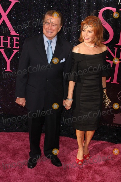 Joy Philbin,Regis Philbin Photo - SATC - Archival Pictures - PHOTOlink - 110024