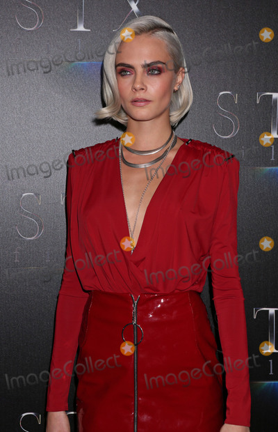 Photo - Photo by REWestcomstarmaxinccomSTAR MAXCopyright 2017ALL RIGHTS RESERVEDTelephoneFax (212) 995-119632817Cara Delevingne at the STX Films presentation of The State Of The Industry Past Present And Future during CinemaCon 2017 at Caesars Palace(Las Vegas Nevada)