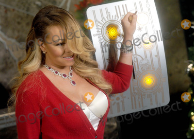 Photos From Mariah Carey at The Empire State Building
