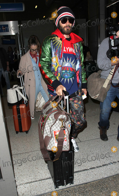 Photos From Celebrity Sightings is seen at LAX Airport in Los Angeles, CA