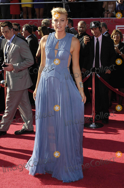 Maria Sharapova Photo - 2012 ESPY Awards in Los Angeles