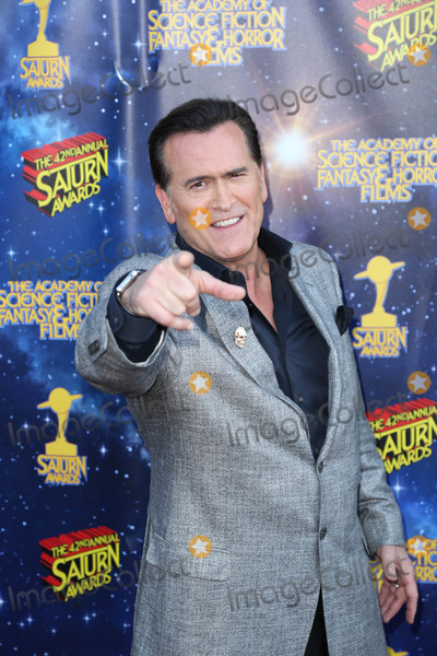Photos From The 42nd Annual Saturn Awards