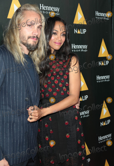 Photo - Photo by gotpapstarmaxinccomSTAR MAX2017ALL RIGHTS RESERVEDTelephoneFax (212) 995-119662417Zoe Saldana and Marco Perego Saldana at The NALIP 2017 Latino Media Awards in Hollywood CA