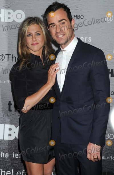 Justin Theroux,Jennifer Aniston Photos - Photo by Dennis Van TinestarmaxinccomSTAR MAX2014ALL RIGHTS RESERVEDTelephoneFax (212) 995-119662314Jennifer Aniston and Justin Theroux at the premiere of The Leftovers(NYC)